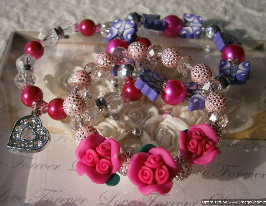 Jewellery Making Birthday Party Idea For 5 6 Year Old Girls